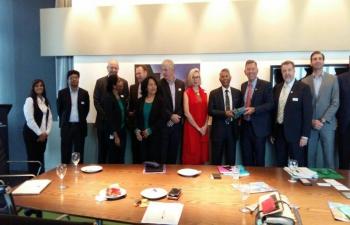 High commissioner visit to Brisbane