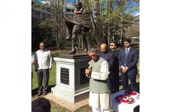 Gandhi Jayanthi Celebrations in Canberra