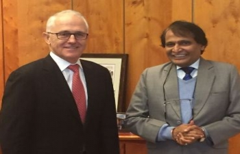 Commerce & Industry Minister visit to Canberra