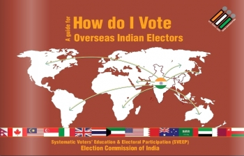 A Guide for Overseas Indian Electors - How do I vote ?