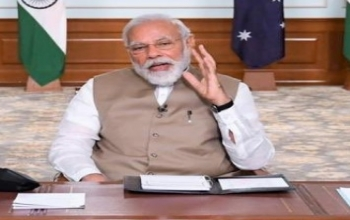 Prime Minister's Opening Remarks at India-Australia Virtual Summit