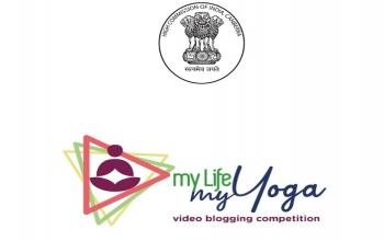 My Life My Yoga - Video blogging contest
