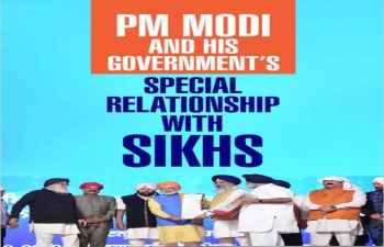 PM Modi and his Government's special relationship with Sikhs